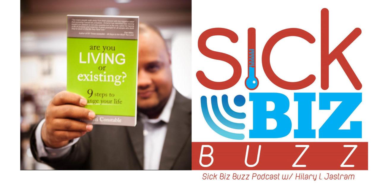 Episode 19: The Art of Restructuring & Reinventing Entrepreneurship Purpose w/ Kimanzi Constable
