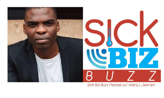 Sick Biz Buzz 022: Bertrand Ngampa's Prescription For Empowerment