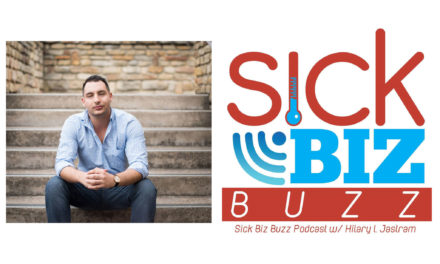 Sick Biz Buzz 038: Transcendental Meditation Take #2 – How To Destress Anywhere With Tod Holland