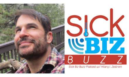 Sick Biz Buzz 027: Soap Star, Thom Bierdz on Forgiveness and Being True to Yourself