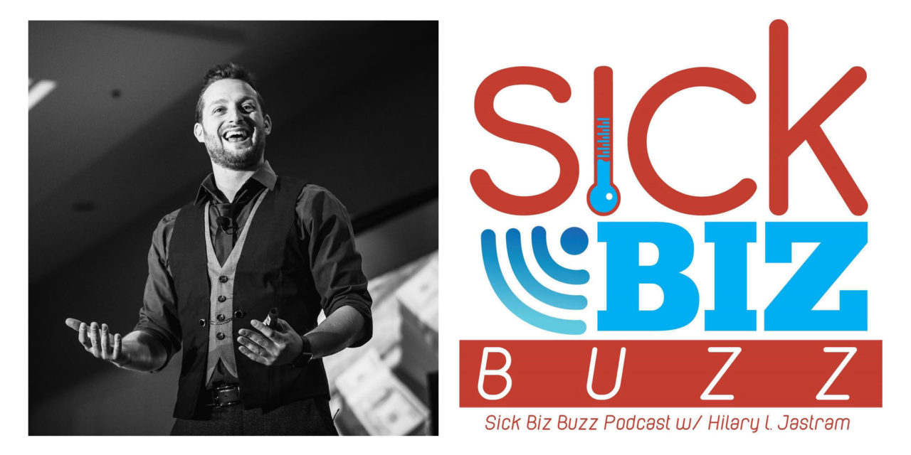 SBB 041: Adam Lyons On The Brain Hacks That Will Change Your Life.