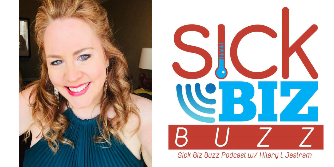 Kate Colbert Creating Demand In Your Business While Balancing Illness SBB 051