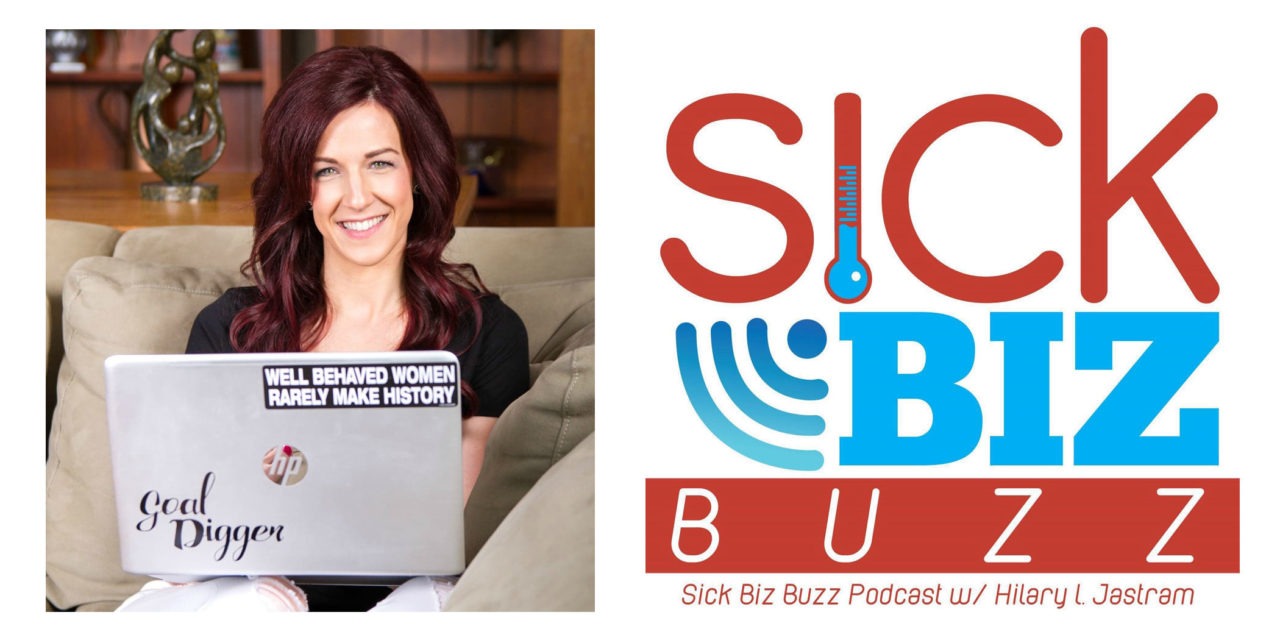 Jamie Thurber is Project Managing Her Illness and Tells You How To Do the Same |SBB 057