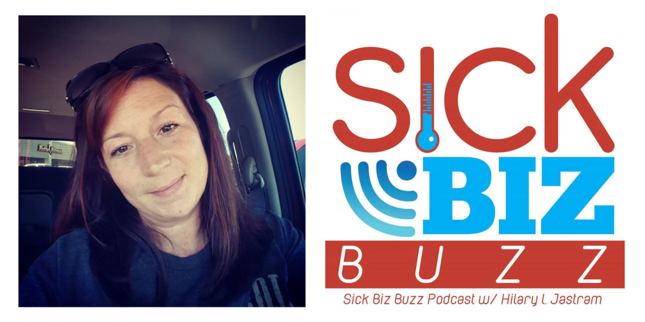 Kathryn Tague DeHoyos on What She's Learned Working With a Chronically Ill Business Partner | SBB 062