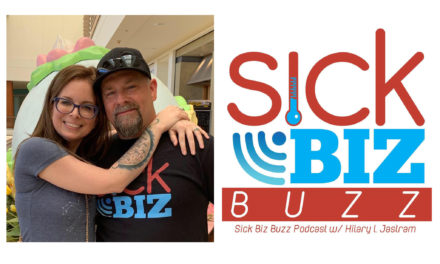 Building Your Partnership, Brutal Honesty And Other Surprises w/ Hilary J.'s Hubs | SBB 084