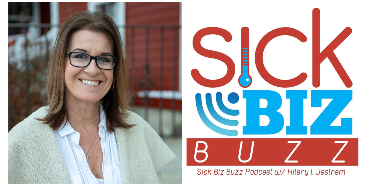 The Business of Bringing Inspiration to the World w/ Mary Markham: SBB 110
