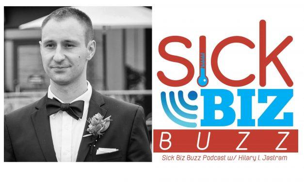 Jason Herterich and the Discomfort Zone | SBB 127